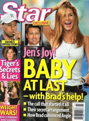 Jennifer Aniston Baby News!