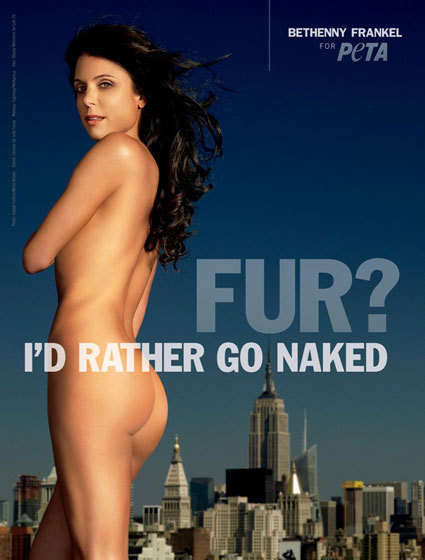 Bethenny Frankel Nude