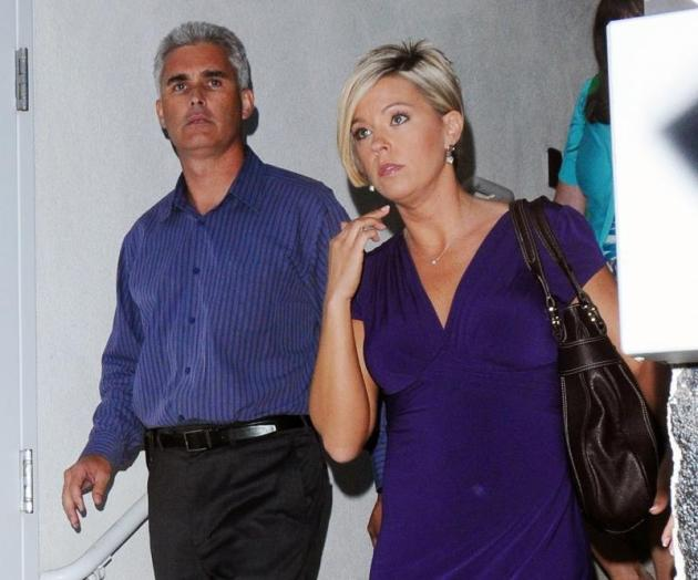 Kate Gosselin and Steve Neild Picture