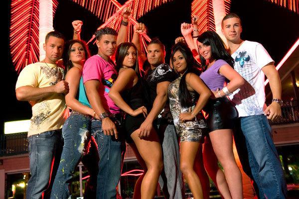 Jersey Shore Cast Pic