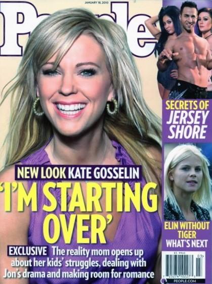 Kate Gosselin Hair Extensions
