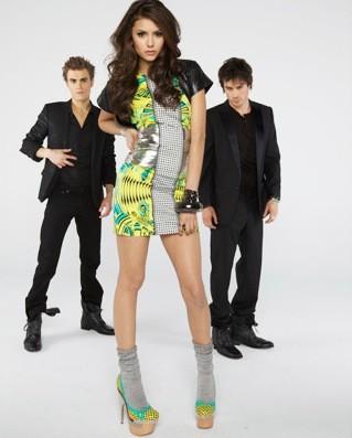 Nina and Her Boys