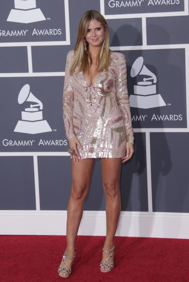 Gorgeous at the Grammys