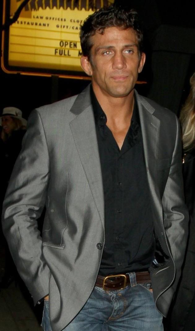Alex Reid (Mr. Jordan)