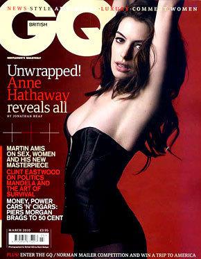 Anne in GQ