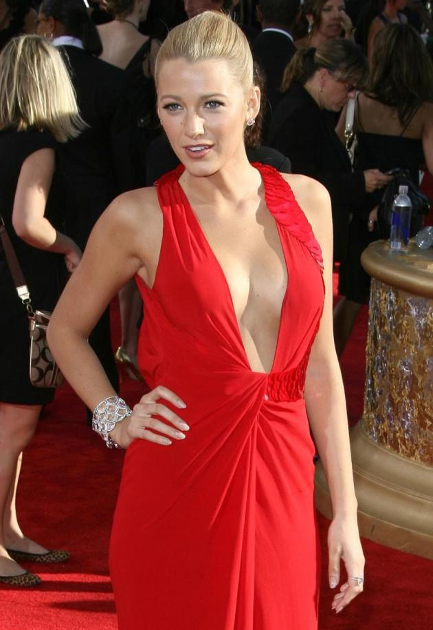 Blake Lively Cleave Action