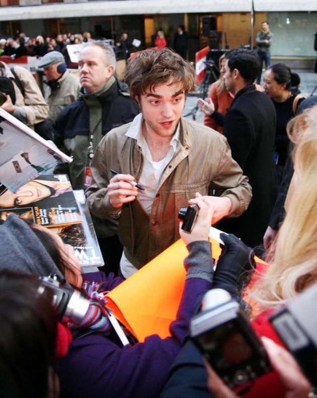Rob Pattinson Photograph