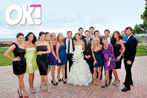 Jason Mesnick Wedding Party