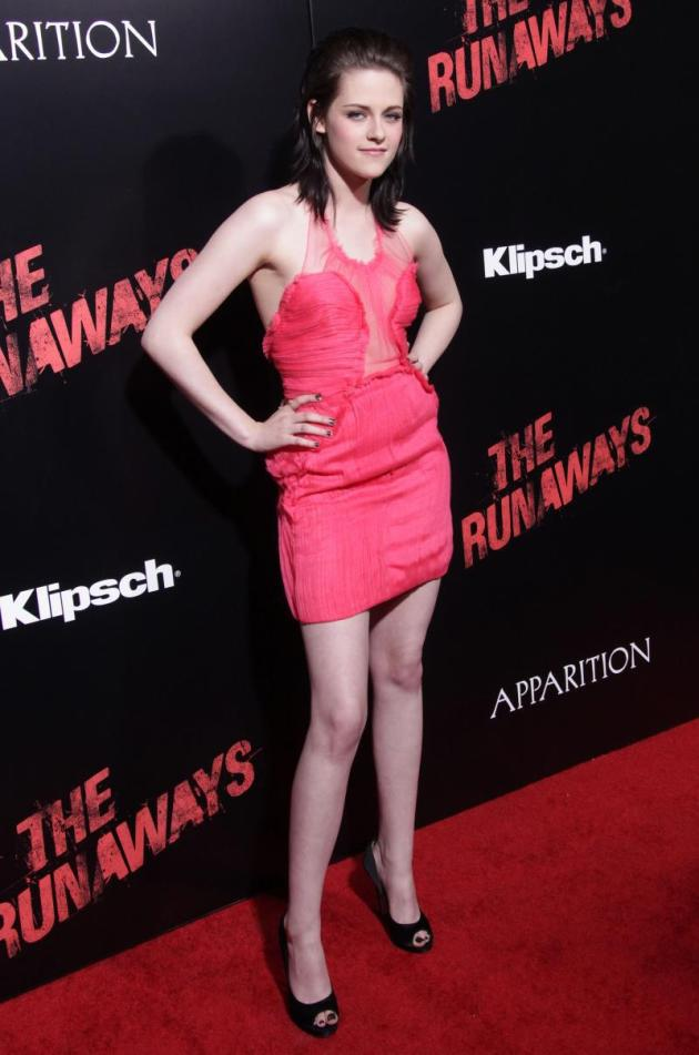 The Runaways Premiere Photo