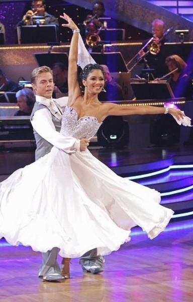 Derek Hough and Nicole Scherzinger Picture
