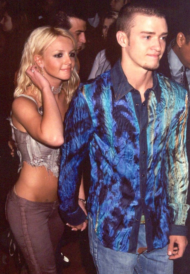 Justin Timberlake and Britney Spears Picture