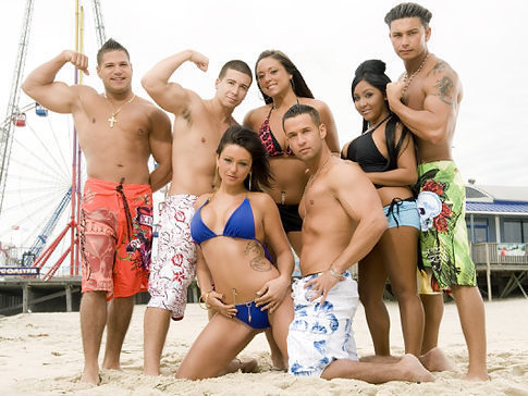 Da Jersey Shore Gang