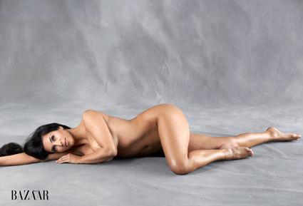 Kim Kardashian Nude... Again
