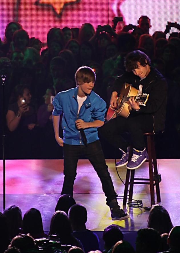 At the Juno Awards