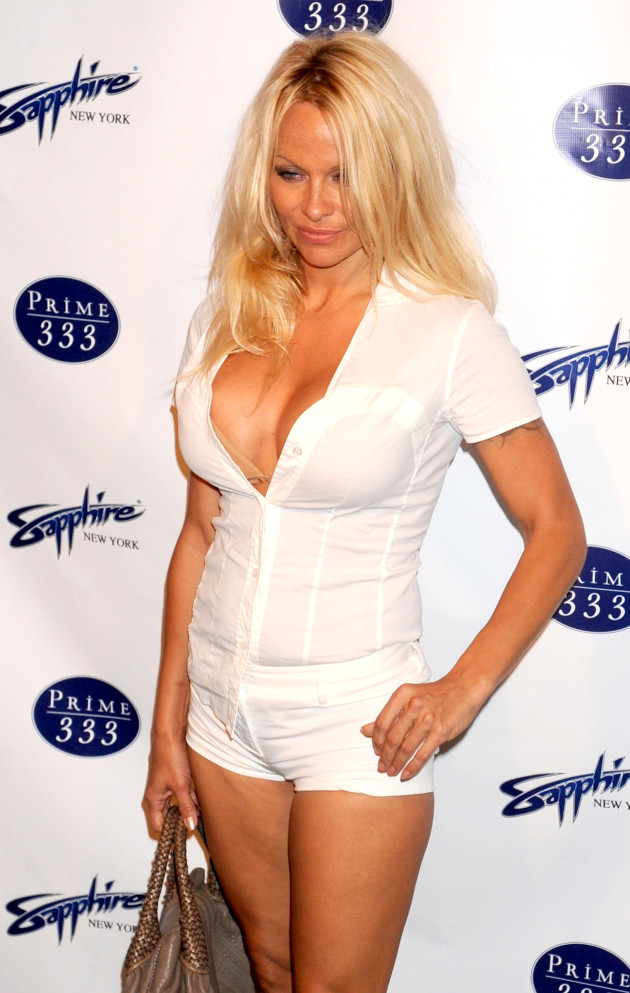 Pam Anderson Cleavage