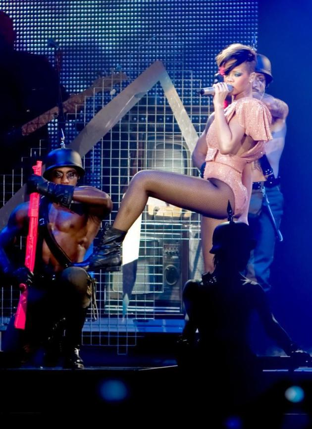 Rated R and Live