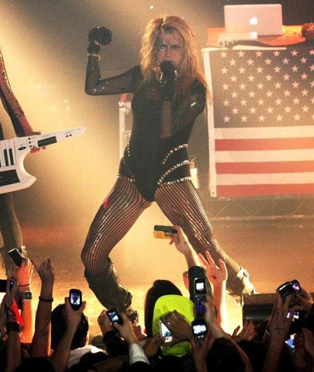 Ke$ha in Concert