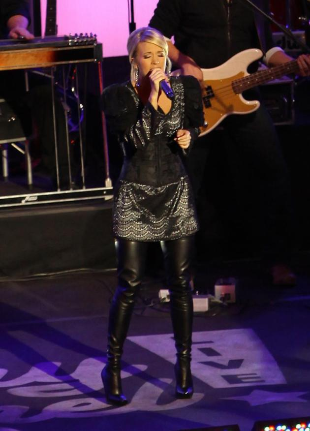Carrie in Concert