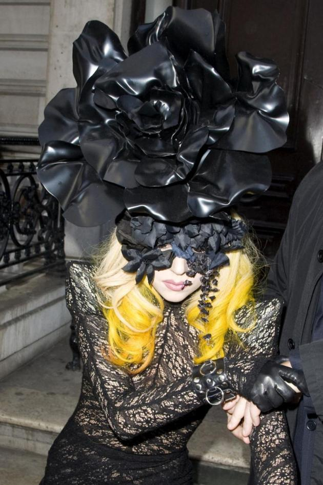 Lady Gaga Retreats