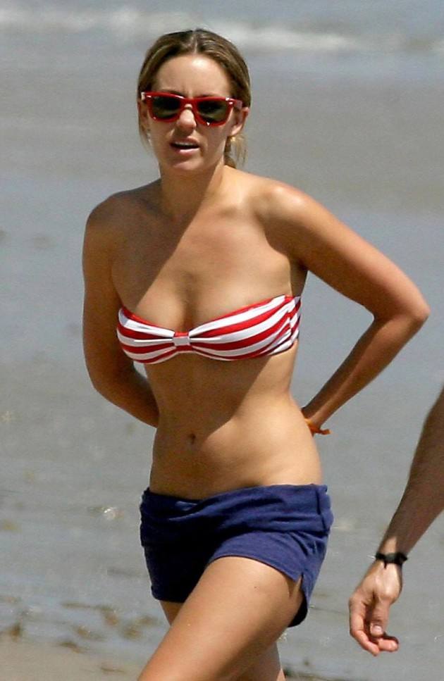 A Lauren Conrad Bikini Photo