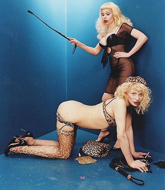 Courtney Love Doggy Style