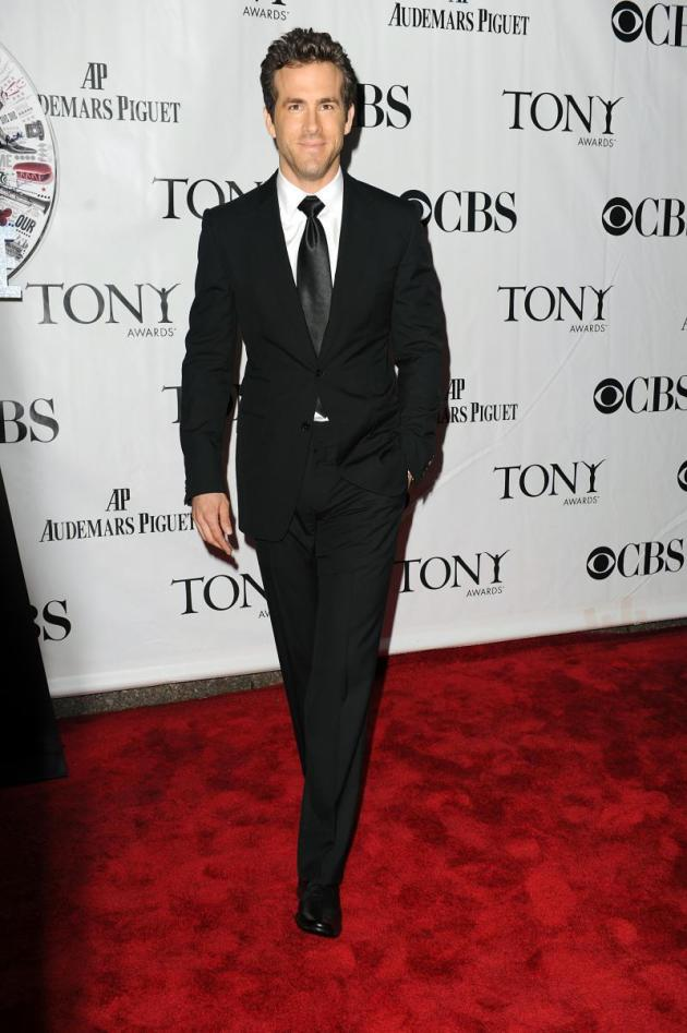 Ryan on the Red Carpet