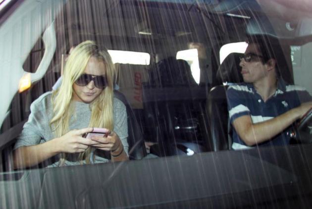 Lindsay Lohan, New Assistant