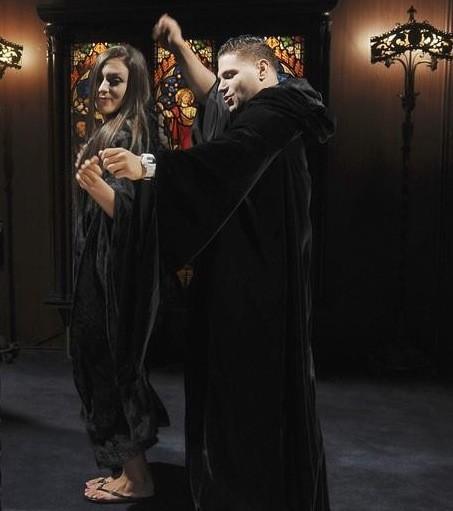 Twilight Re-enactment
