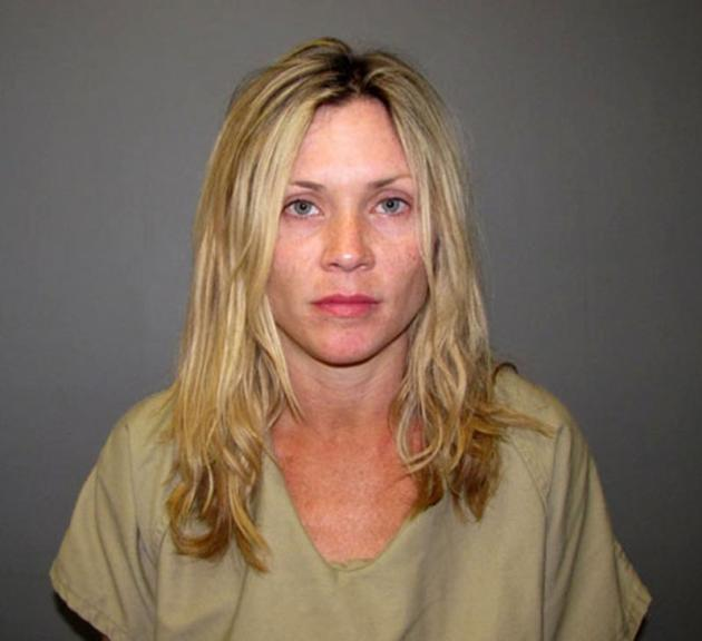 Amy Locane Mug Shot