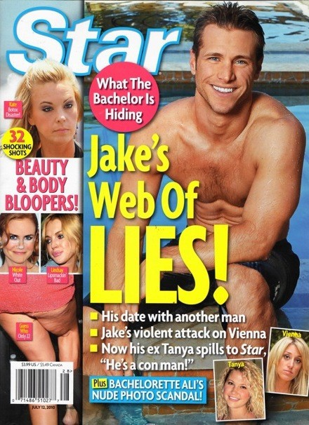 Jake's Web of Lies