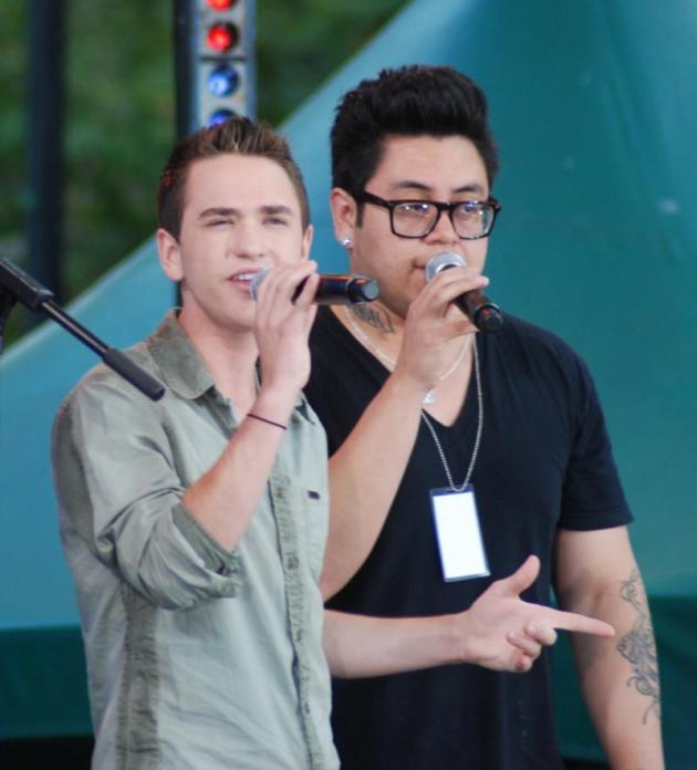American Idols on Tour