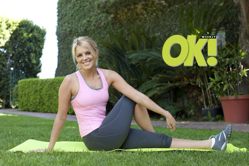 Ali Fedotowsky Shares Diet, Fitness Tips - The Hollywood ...