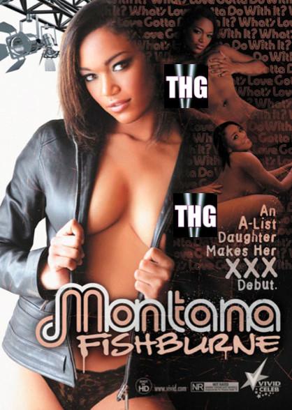 Montana Fishburne Sextape