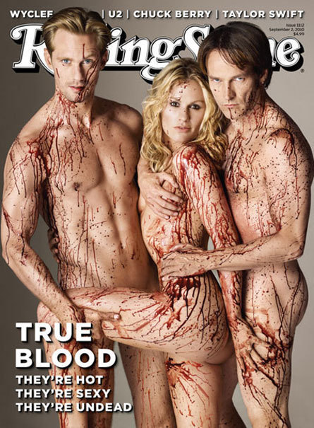 Nude on Rolling Stone