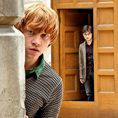 Ron and Harry