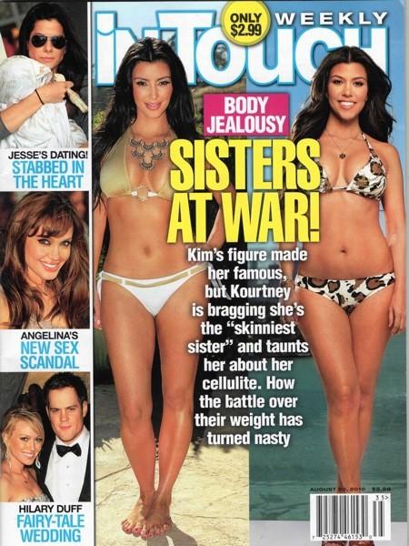 Bikini Body Battle!