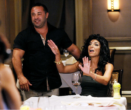 Mr. and Mrs. Giudice