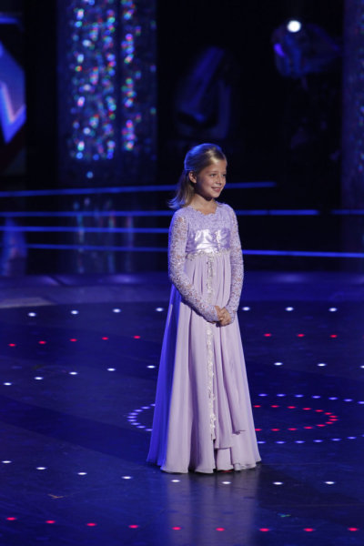 Jackie Evancho Photo