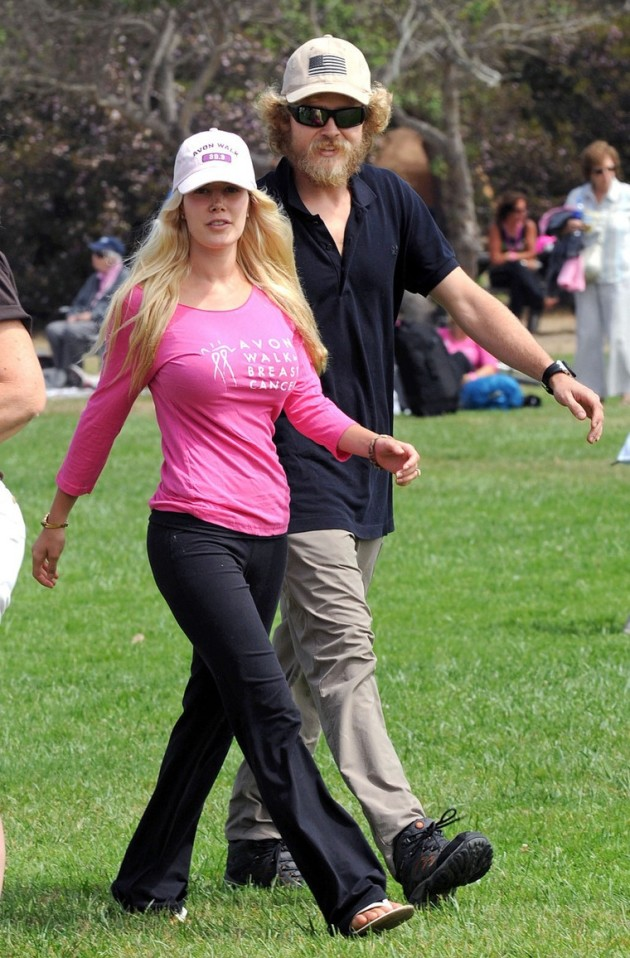 Walking For the Cure (and Publicity)