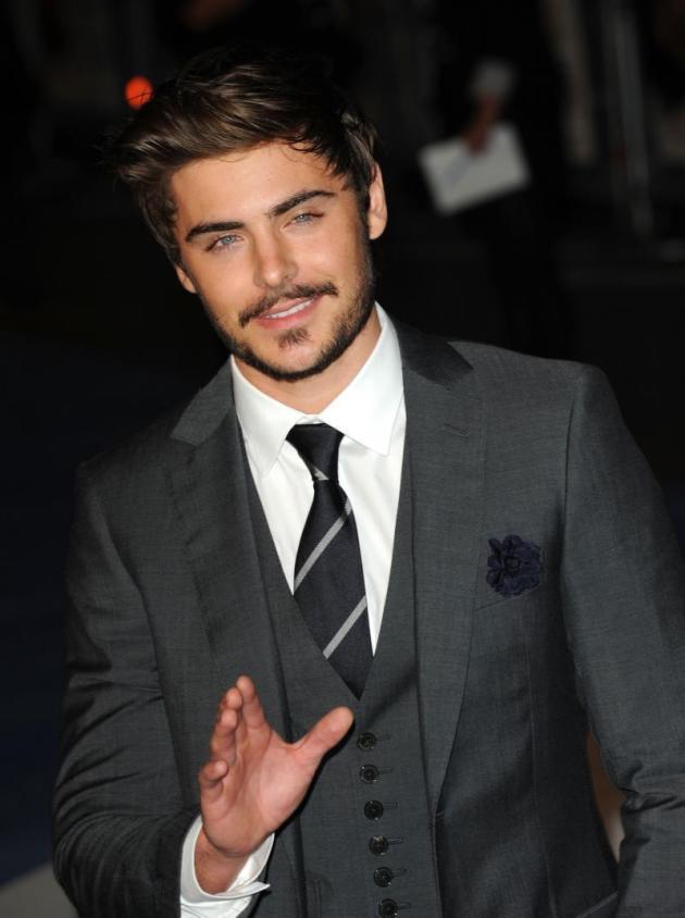 Beautiful with a Beard?