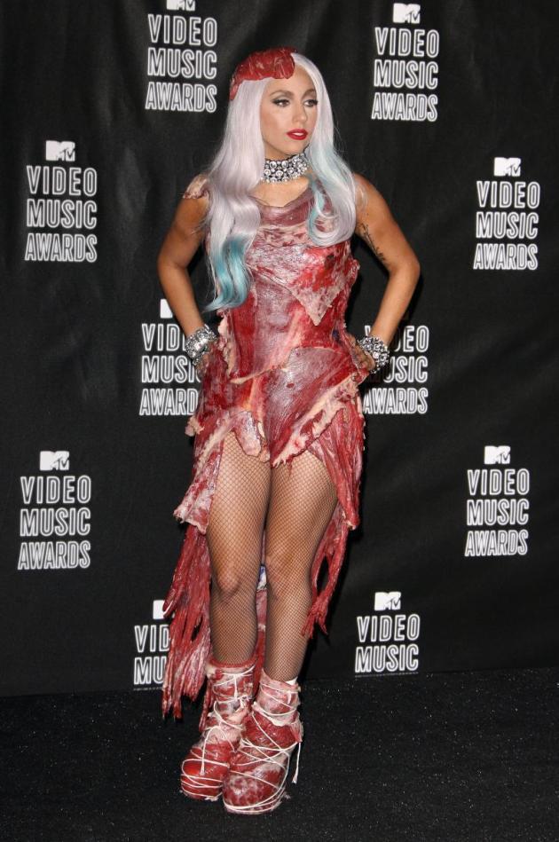 Meaty Dress