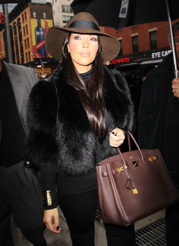 Kim in New York