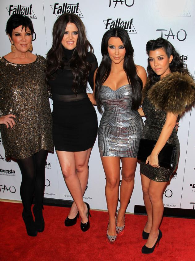 Vegas Party Pic