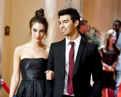 Joe Jonas and Adrianna