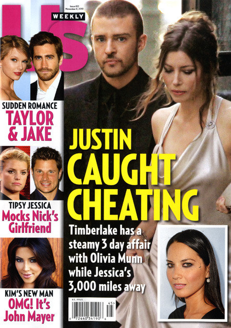 Justin Caught Cheating?