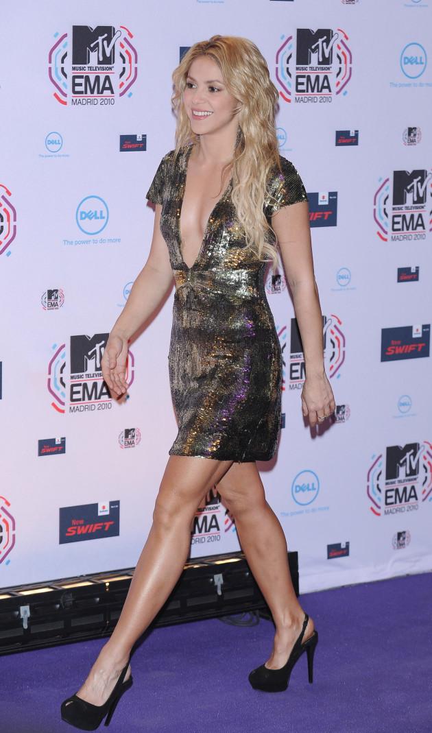 Shakira Rocks