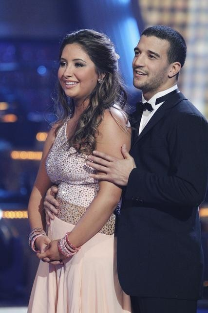Bristol Palin and Mark Ballas Photo