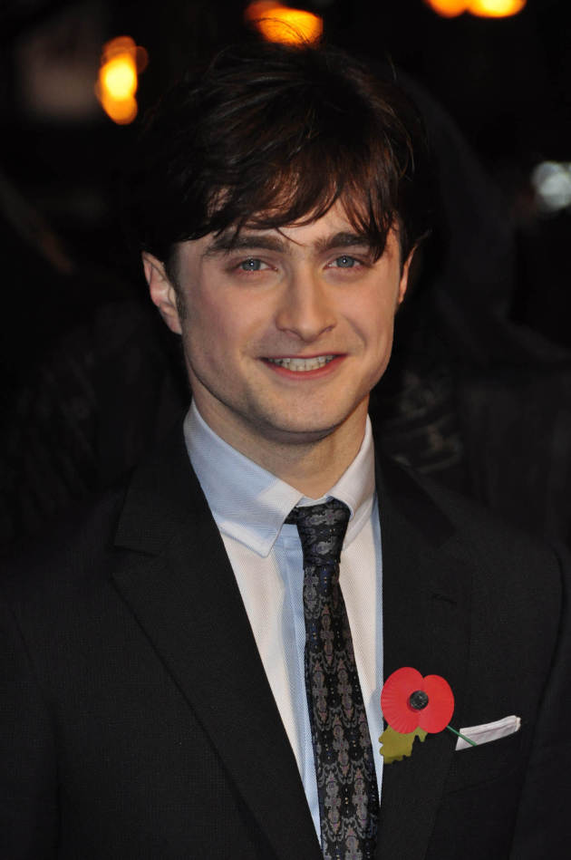 Harry Potter Premiere Pic
