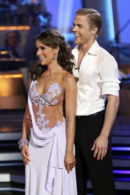 Jennifer Grey, Derek Hough Picture