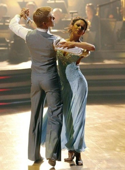 Jennifer Grey, Derek Hough Pic